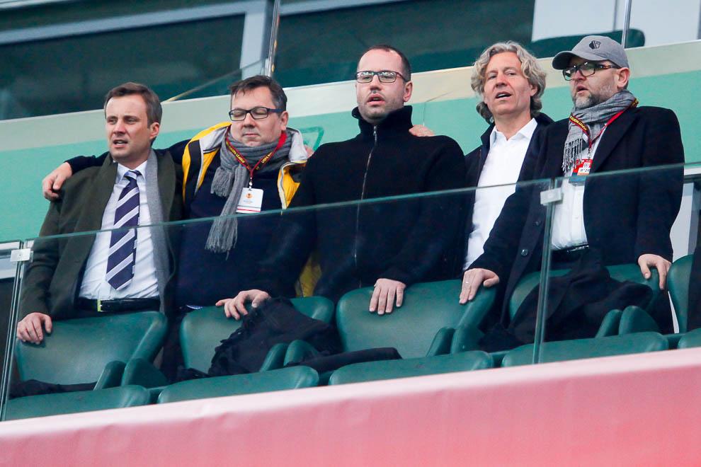 Legia Warszawa 0-3 Ajax Amsterdam - fot. Piotr Galas/wiadomosci24.pl (zdjęcie 1 z 45)