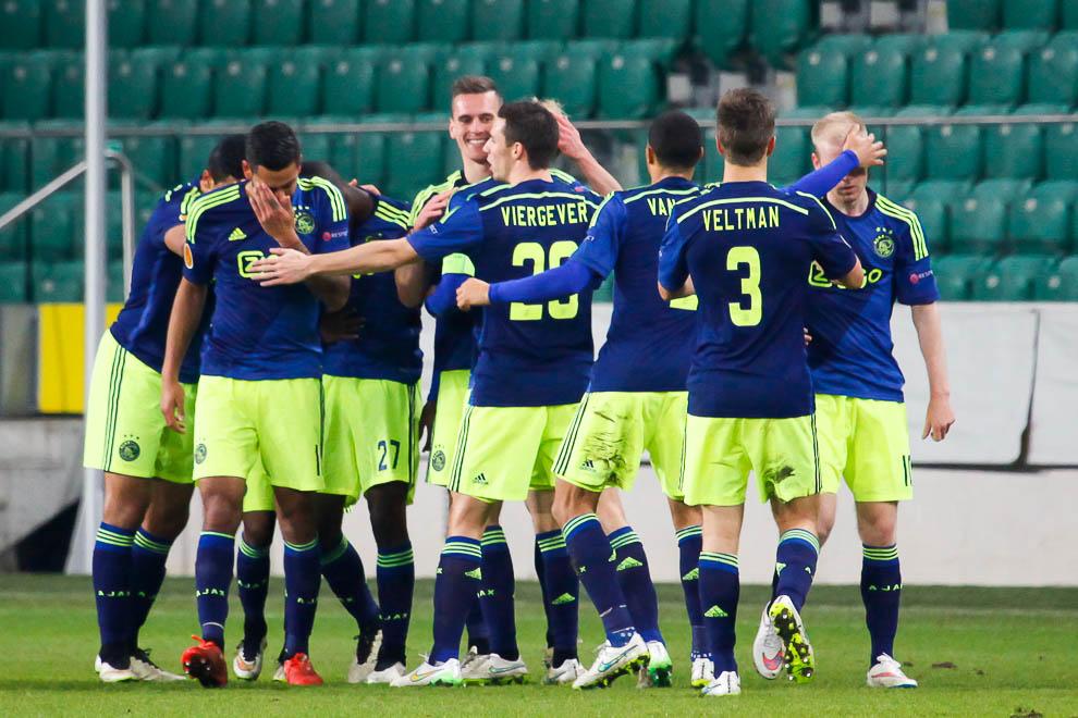 Legia Warszawa 0-3 Ajax Amsterdam - fot. Piotr Galas/wiadomosci24.pl (zdjęcie 11 z 45)