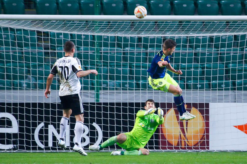 Legia Warszawa 0-3 Ajax Amsterdam - fot. Piotr Galas/wiadomosci24.pl (zdjęcie 12 z 45)