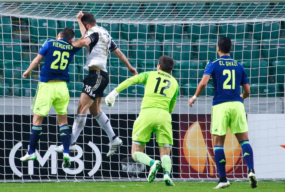 Legia Warszawa 0-3 Ajax Amsterdam - fot. Piotr Galas/wiadomosci24.pl (zdjęcie 13 z 45)