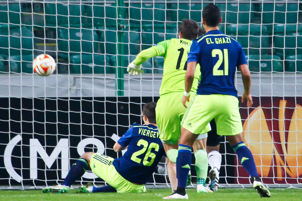 Legia Warszawa 0-3 Ajax Amsterdam - fot. Piotr Galas/wiadomosci24.pl (zdjęcie 14 z 45)