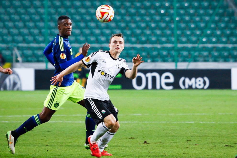 Legia Warszawa 0-3 Ajax Amsterdam - fot. Piotr Galas/wiadomosci24.pl (zdjęcie 17 z 45)
