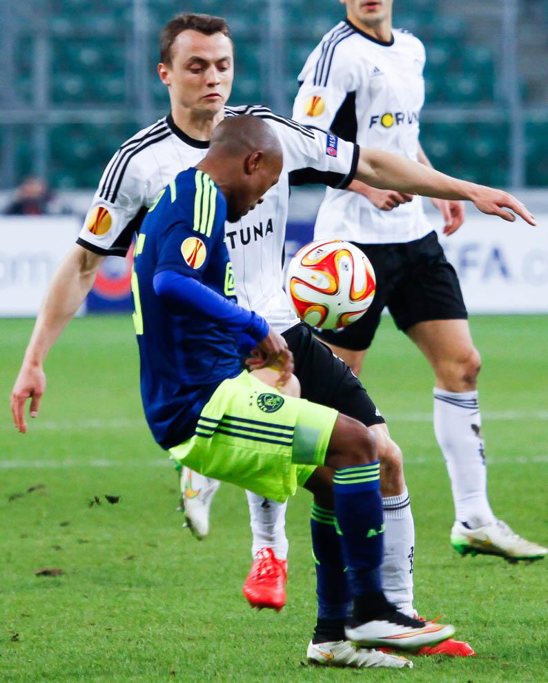 Legia Warszawa 0-3 Ajax Amsterdam - fot. Piotr Galas/wiadomosci24.pl (zdjęcie 18 z 45)