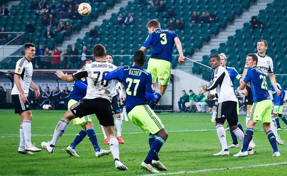 Legia Warszawa 0-3 Ajax Amsterdam - fot. Piotr Galas/wiadomosci24.pl (zdjęcie 21 z 45)