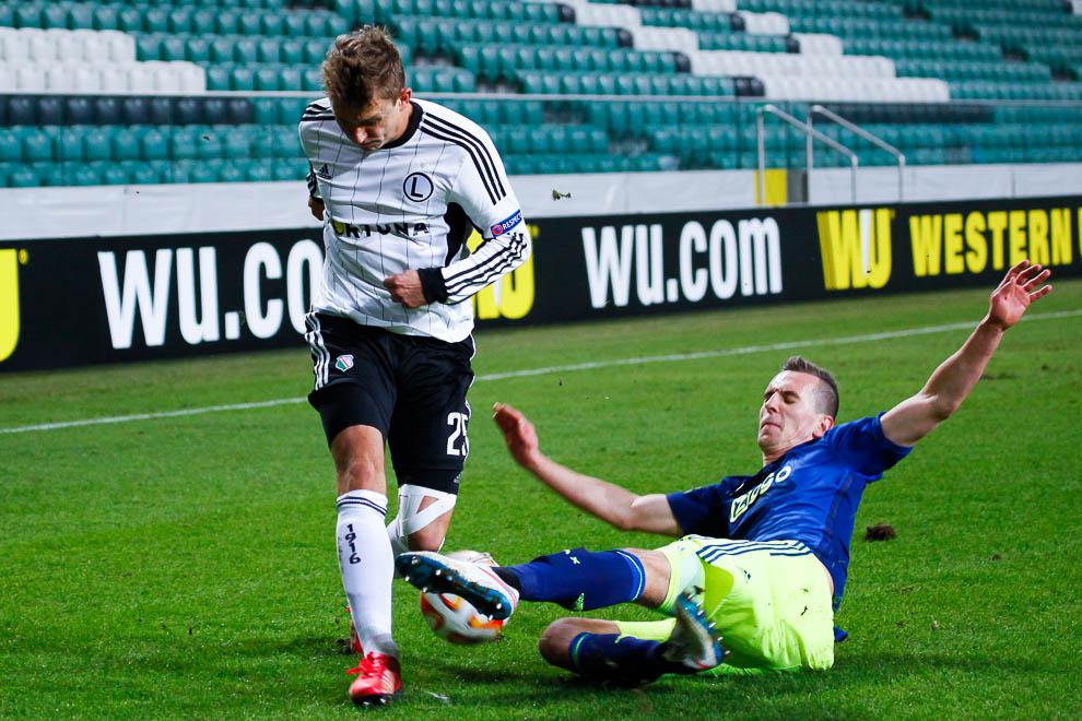 Legia Warszawa 0-3 Ajax Amsterdam - fot. Piotr Galas/wiadomosci24.pl (zdjęcie 22 z 45)