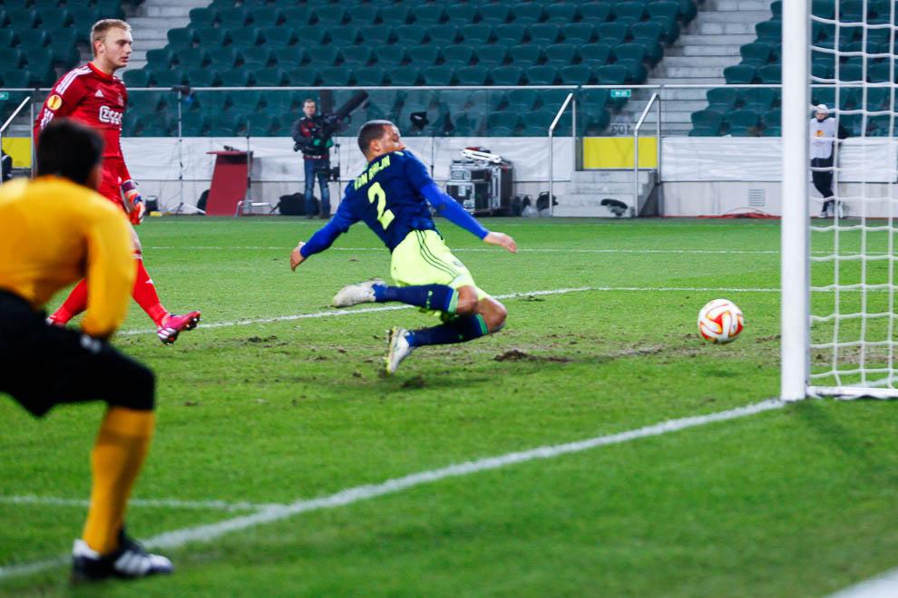 Legia Warszawa 0-3 Ajax Amsterdam - fot. Piotr Galas/wiadomosci24.pl (zdjęcie 29 z 45)