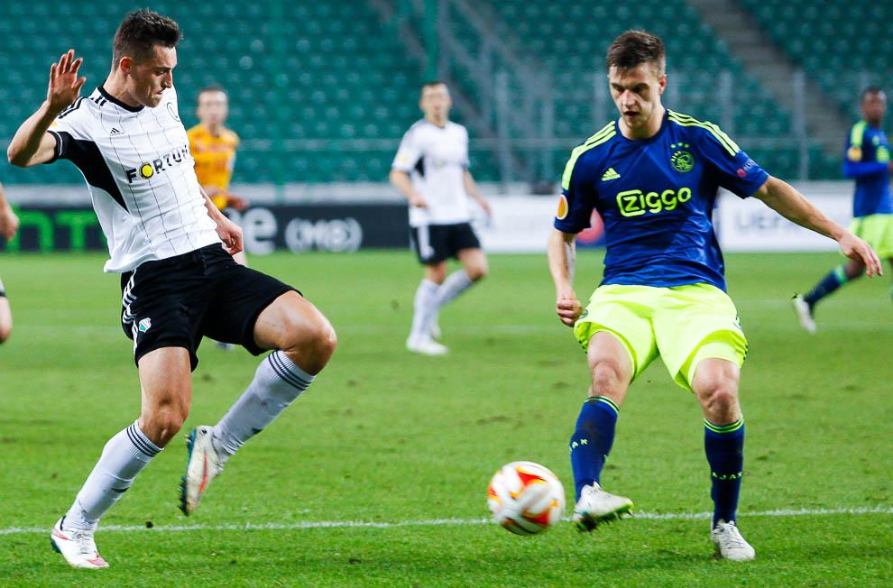 Legia Warszawa 0-3 Ajax Amsterdam - fot. Piotr Galas/wiadomosci24.pl (zdjęcie 31 z 45)
