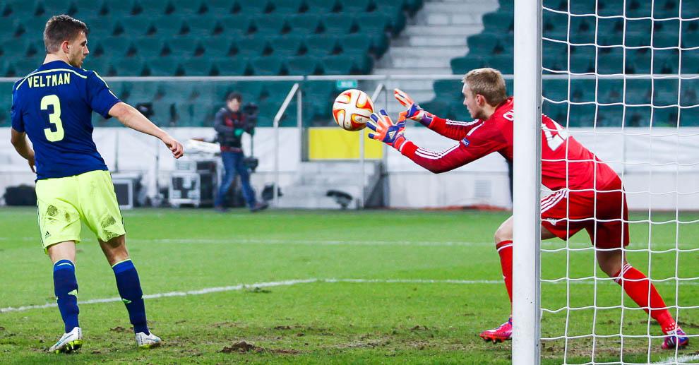 Legia Warszawa 0-3 Ajax Amsterdam - fot. Piotr Galas/wiadomosci24.pl (zdjęcie 33 z 45)