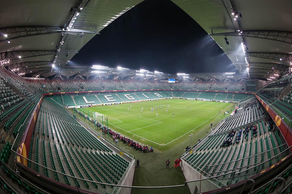 Legia Warszawa 0-3 Ajax Amsterdam - fot. Piotr Galas/wiadomosci24.pl (zdjęcie 42 z 45)
