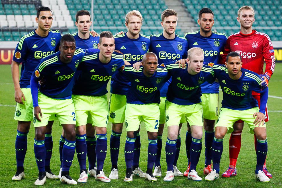 Legia Warszawa 0-3 Ajax Amsterdam - fot. Piotr Galas/wiadomosci24.pl (zdjęcie 6 z 45)