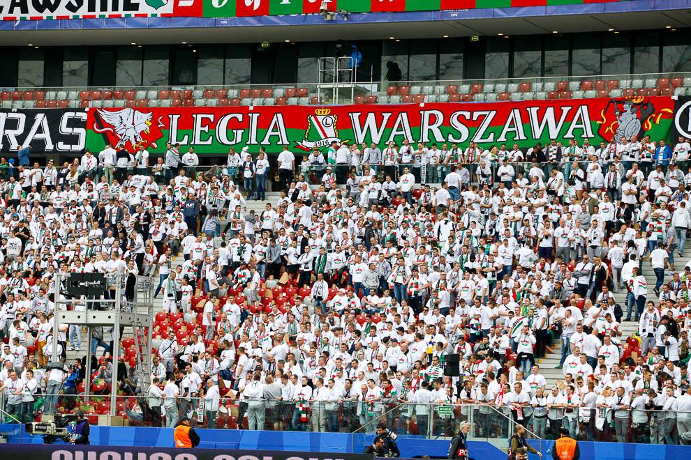 Finał Pucharu Polski: Lech Poznań 1-2 Legia Warszawa - fot. Piotr Galas (zdjęcie 1 z 172)