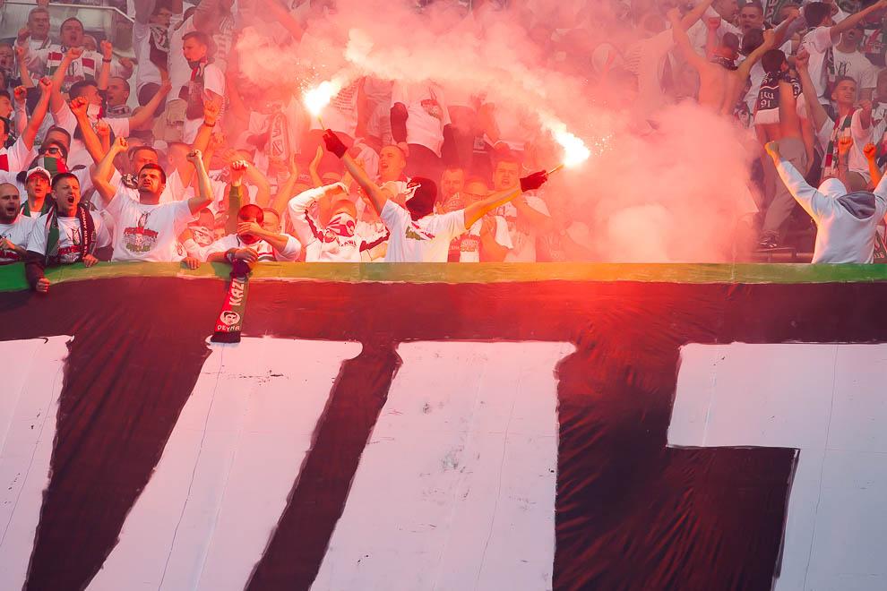 Finał Pucharu Polski: Lech Poznań 1-2 Legia Warszawa - fot. Piotr Galas (zdjęcie 101 z 172)