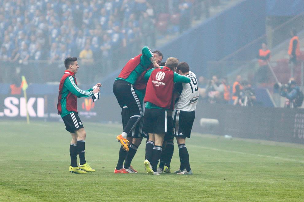 Finał Pucharu Polski: Lech Poznań 1-2 Legia Warszawa - fot. Piotr Galas (zdjęcie 103 z 172)