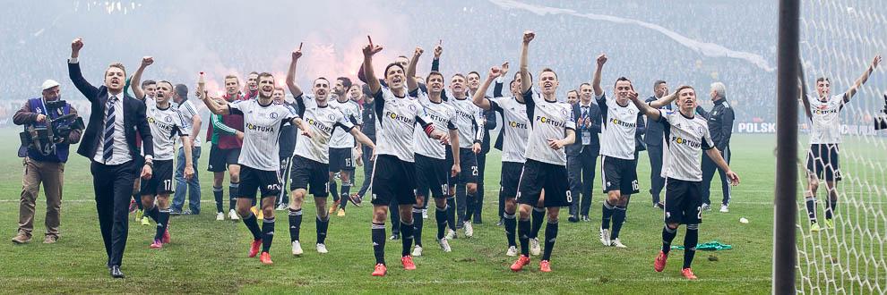 Finał Pucharu Polski: Lech Poznań 1-2 Legia Warszawa - fot. Piotr Galas (zdjęcie 106 z 172)