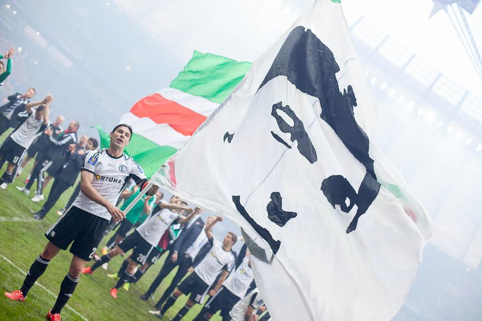 Finał Pucharu Polski: Lech Poznań 1-2 Legia Warszawa - fot. Piotr Galas (zdjęcie 109 z 172)