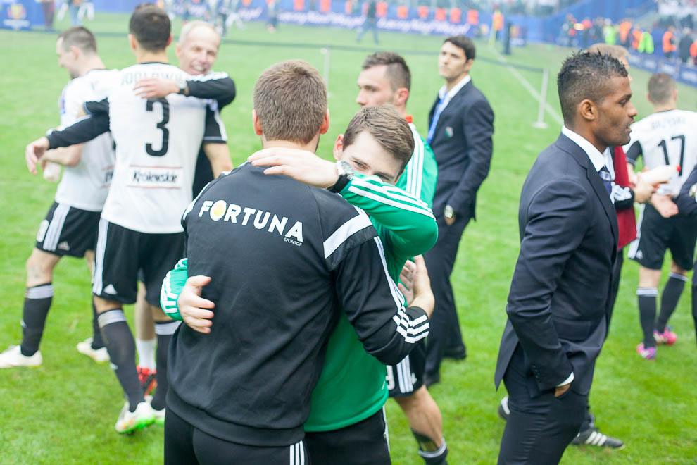 Finał Pucharu Polski: Lech Poznań 1-2 Legia Warszawa - fot. Piotr Galas (zdjęcie 111 z 172)