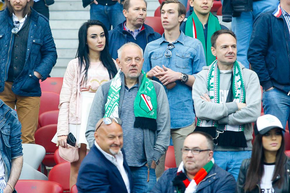 Finał Pucharu Polski: Lech Poznań 1-2 Legia Warszawa - fot. Piotr Galas (zdjęcie 119 z 172)