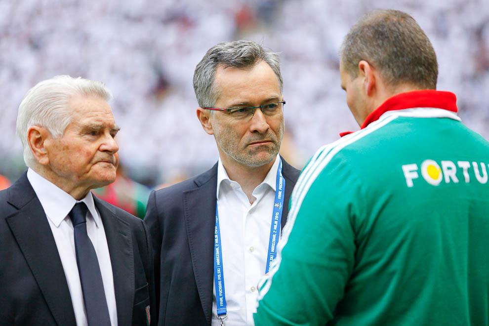 Finał Pucharu Polski: Lech Poznań 1-2 Legia Warszawa - fot. Piotr Galas (zdjęcie 12 z 172)