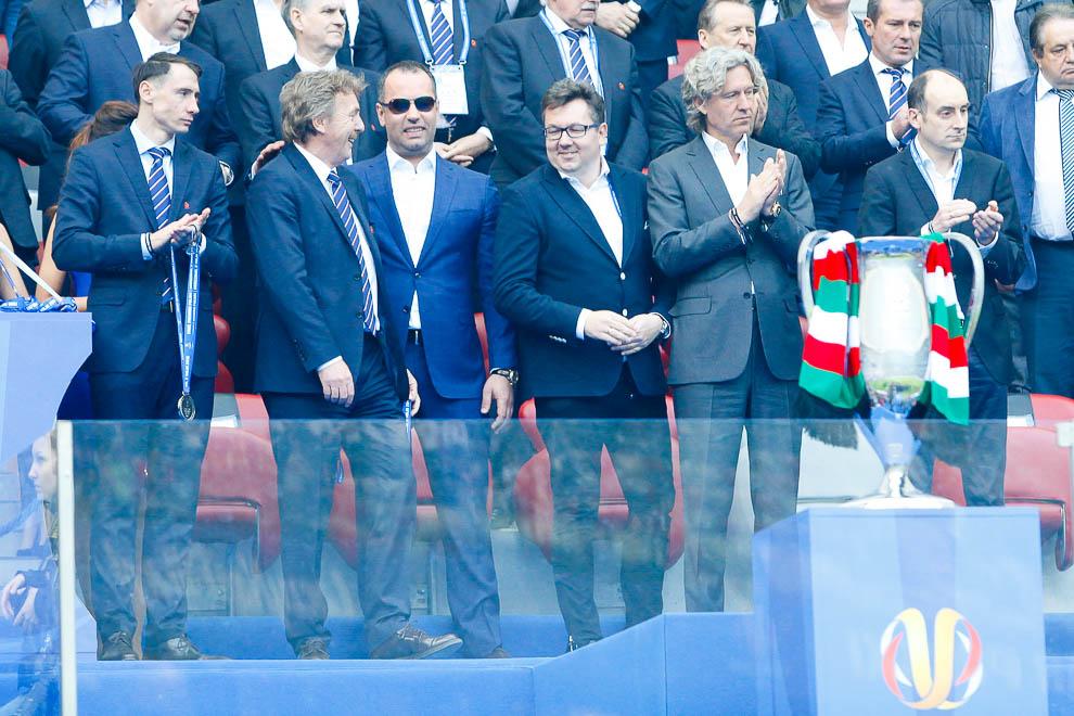 Finał Pucharu Polski: Lech Poznań 1-2 Legia Warszawa - fot. Piotr Galas (zdjęcie 120 z 172)