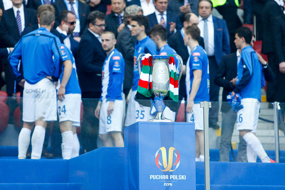 Finał Pucharu Polski: Lech Poznań 1-2 Legia Warszawa - fot. Piotr Galas (zdjęcie 122 z 172)