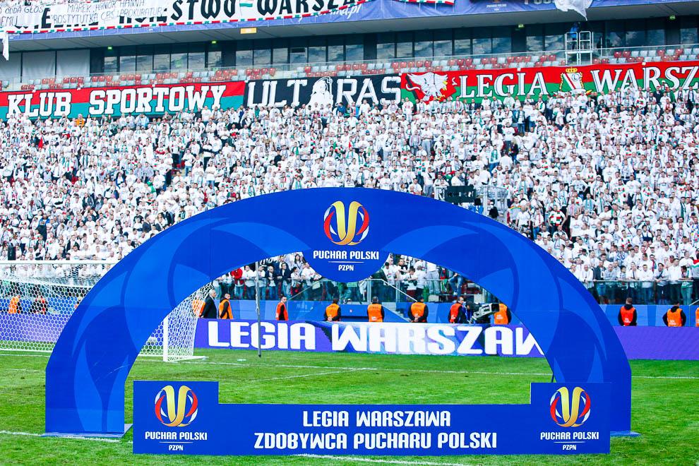 Finał Pucharu Polski: Lech Poznań 1-2 Legia Warszawa - fot. Piotr Galas (zdjęcie 142 z 172)
