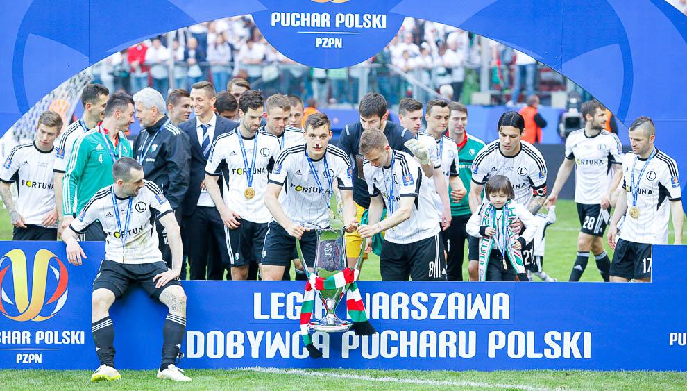 Finał Pucharu Polski: Lech Poznań 1-2 Legia Warszawa - fot. Piotr Galas (zdjęcie 145 z 172)