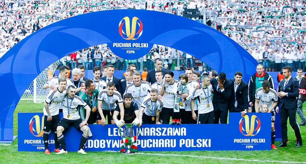 Finał Pucharu Polski: Lech Poznań 1-2 Legia Warszawa - fot. Piotr Galas (zdjęcie 146 z 172)