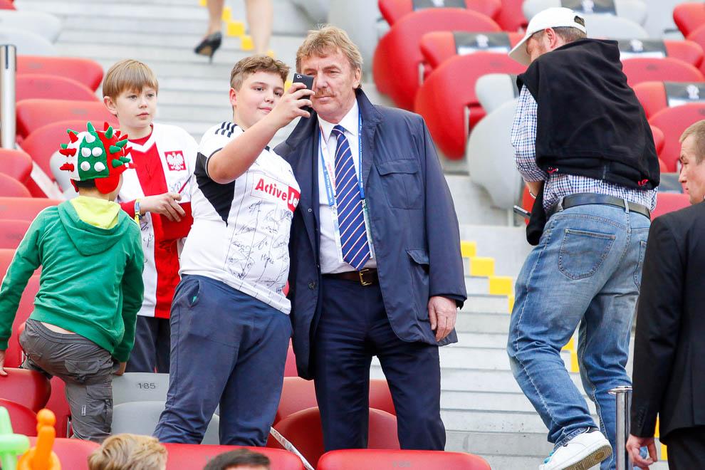 Finał Pucharu Polski: Lech Poznań 1-2 Legia Warszawa - fot. Piotr Galas (zdjęcie 15 z 172)