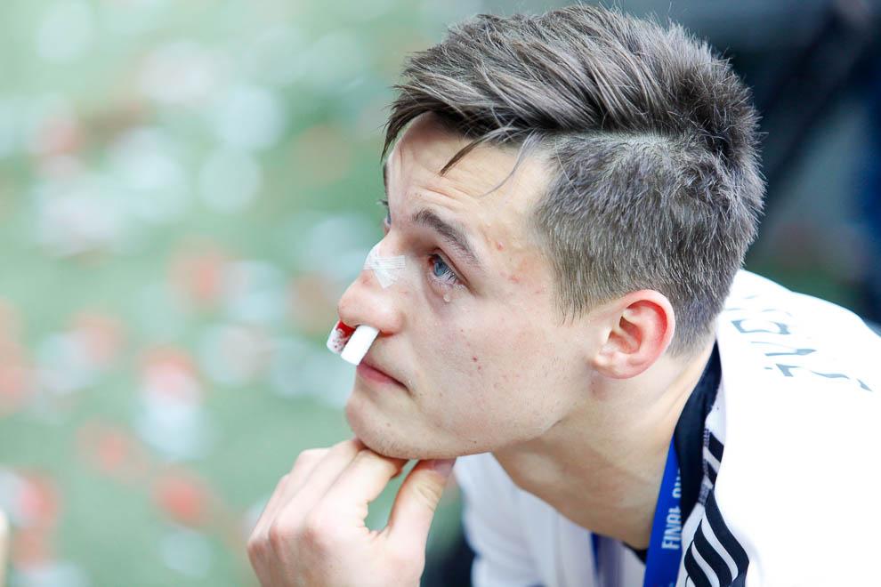 Finał Pucharu Polski: Lech Poznań 1-2 Legia Warszawa - fot. Piotr Galas (zdjęcie 157 z 172)