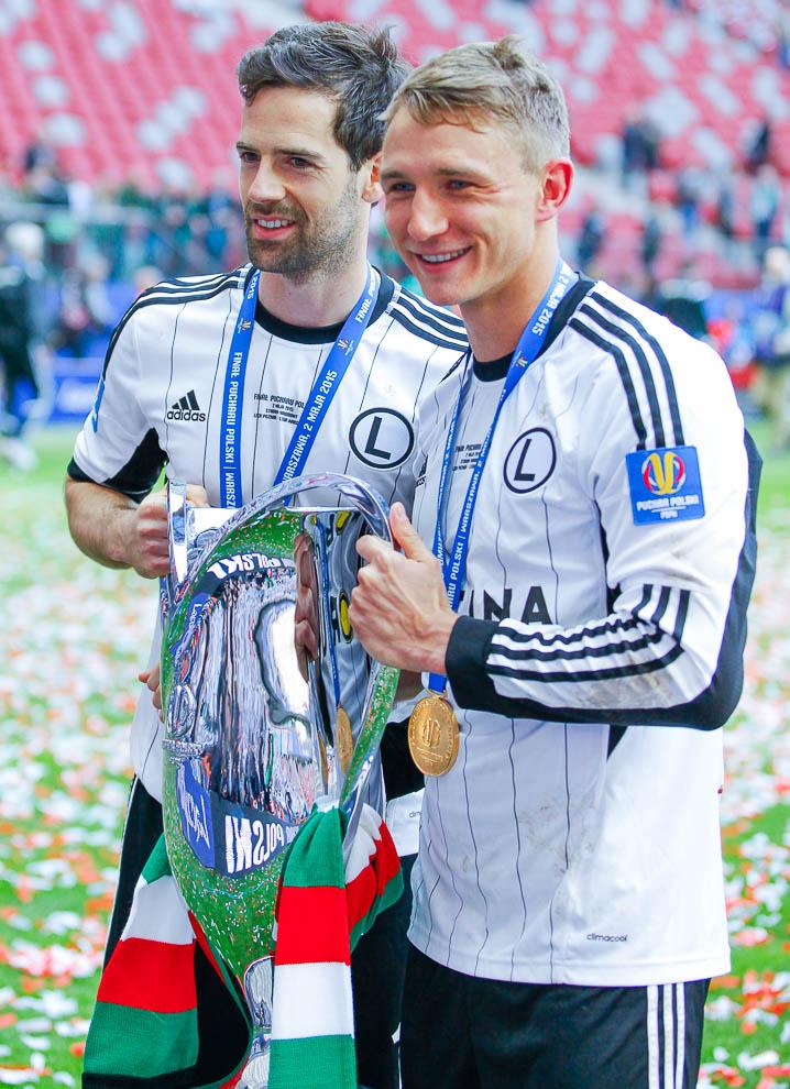 Finał Pucharu Polski: Lech Poznań 1-2 Legia Warszawa - fot. Piotr Galas (zdjęcie 163 z 172)