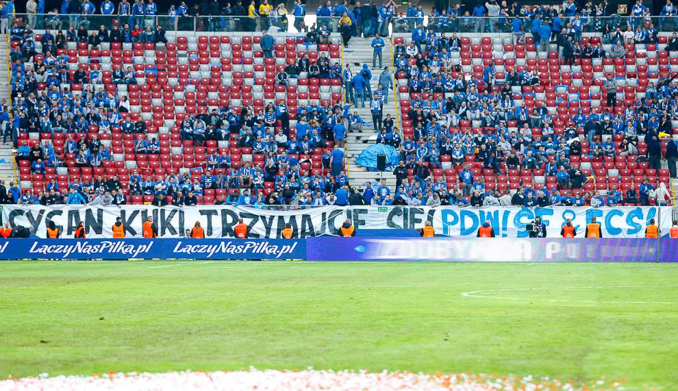 Finał Pucharu Polski: Lech Poznań 1-2 Legia Warszawa - fot. Piotr Galas (zdjęcie 167 z 172)