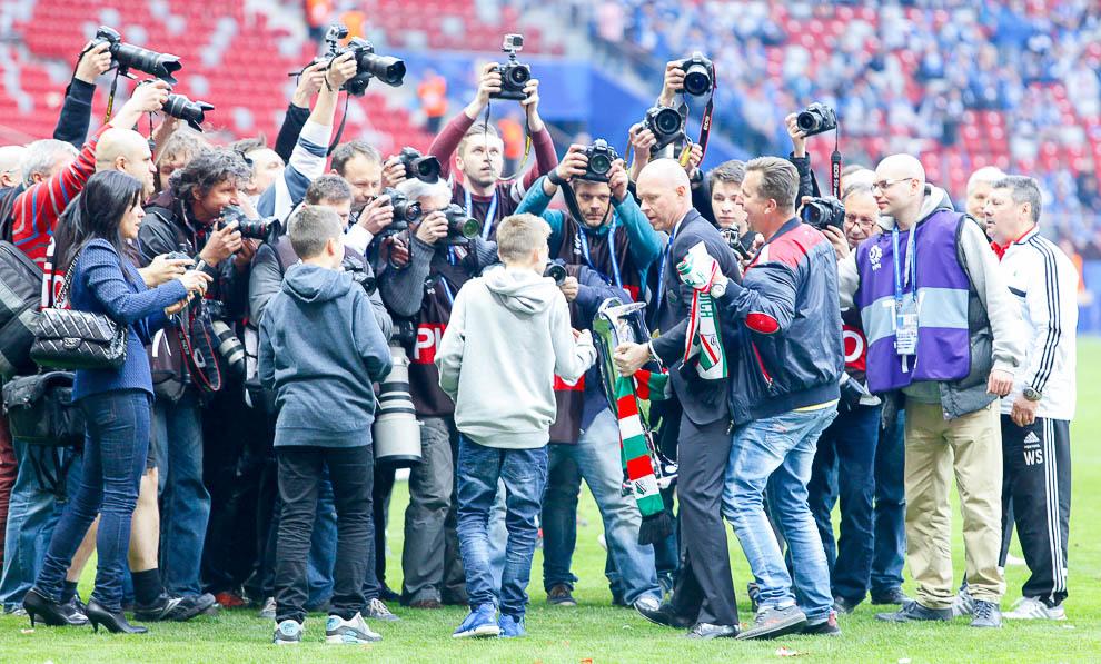Finał Pucharu Polski: Lech Poznań 1-2 Legia Warszawa - fot. Piotr Galas (zdjęcie 168 z 172)