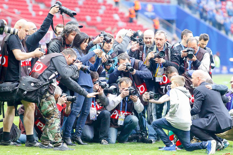 Finał Pucharu Polski: Lech Poznań 1-2 Legia Warszawa - fot. Piotr Galas (zdjęcie 169 z 172)