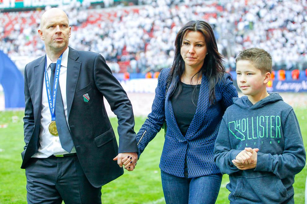 Finał Pucharu Polski: Lech Poznań 1-2 Legia Warszawa - fot. Piotr Galas (zdjęcie 170 z 172)