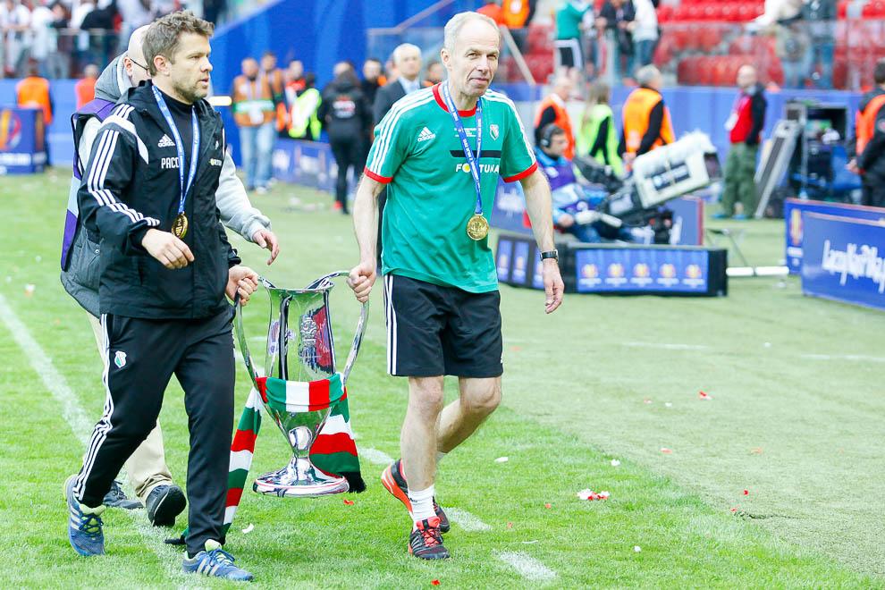 Finał Pucharu Polski: Lech Poznań 1-2 Legia Warszawa - fot. Piotr Galas (zdjęcie 172 z 172)