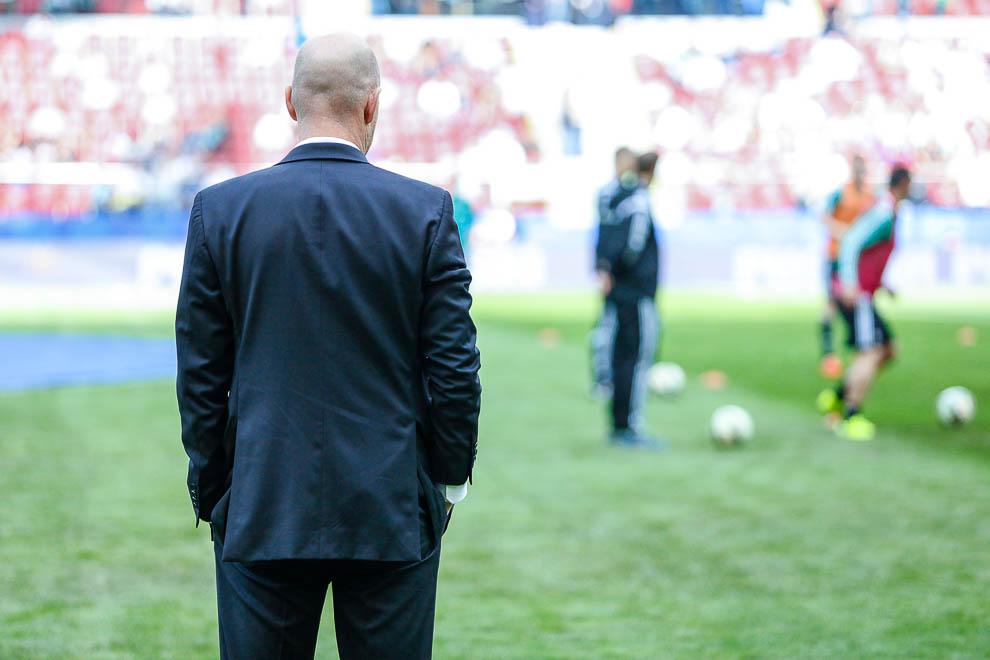 Finał Pucharu Polski: Lech Poznań 1-2 Legia Warszawa - fot. Piotr Galas (zdjęcie 18 z 172)