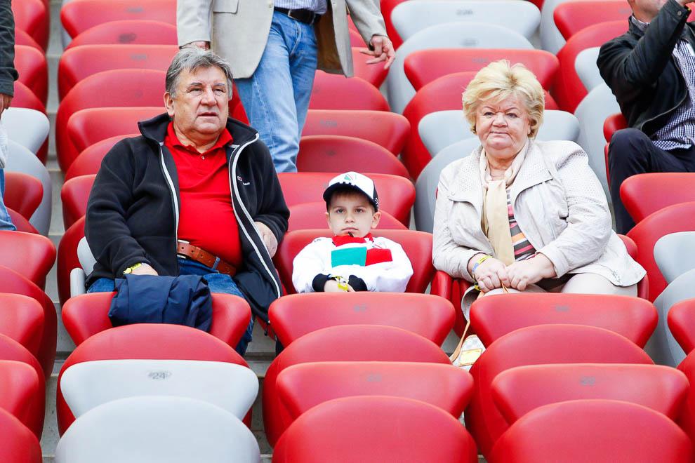 Finał Pucharu Polski: Lech Poznań 1-2 Legia Warszawa - fot. Piotr Galas (zdjęcie 23 z 172)