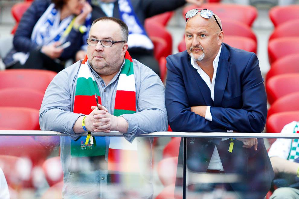 Finał Pucharu Polski: Lech Poznań 1-2 Legia Warszawa - fot. Piotr Galas (zdjęcie 25 z 172)