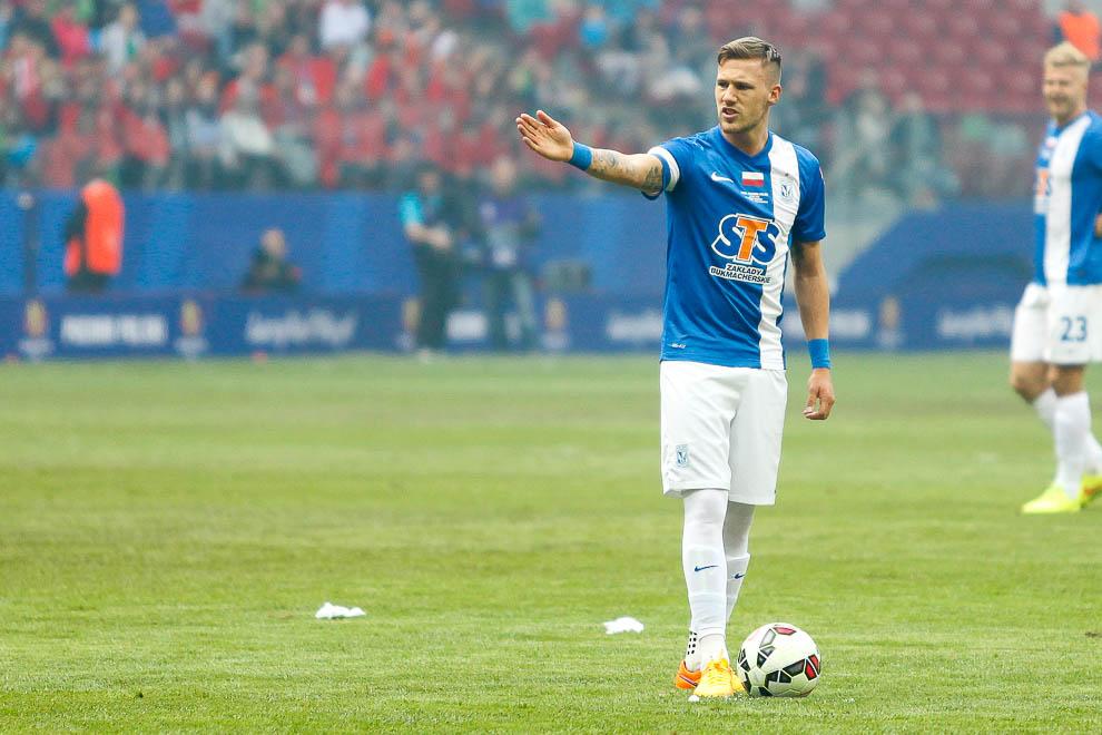 Finał Pucharu Polski: Lech Poznań 1-2 Legia Warszawa - fot. Piotr Galas (zdjęcie 42 z 172)