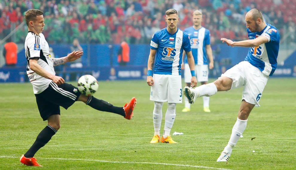 Finał Pucharu Polski: Lech Poznań 1-2 Legia Warszawa - fot. Piotr Galas (zdjęcie 43 z 172)