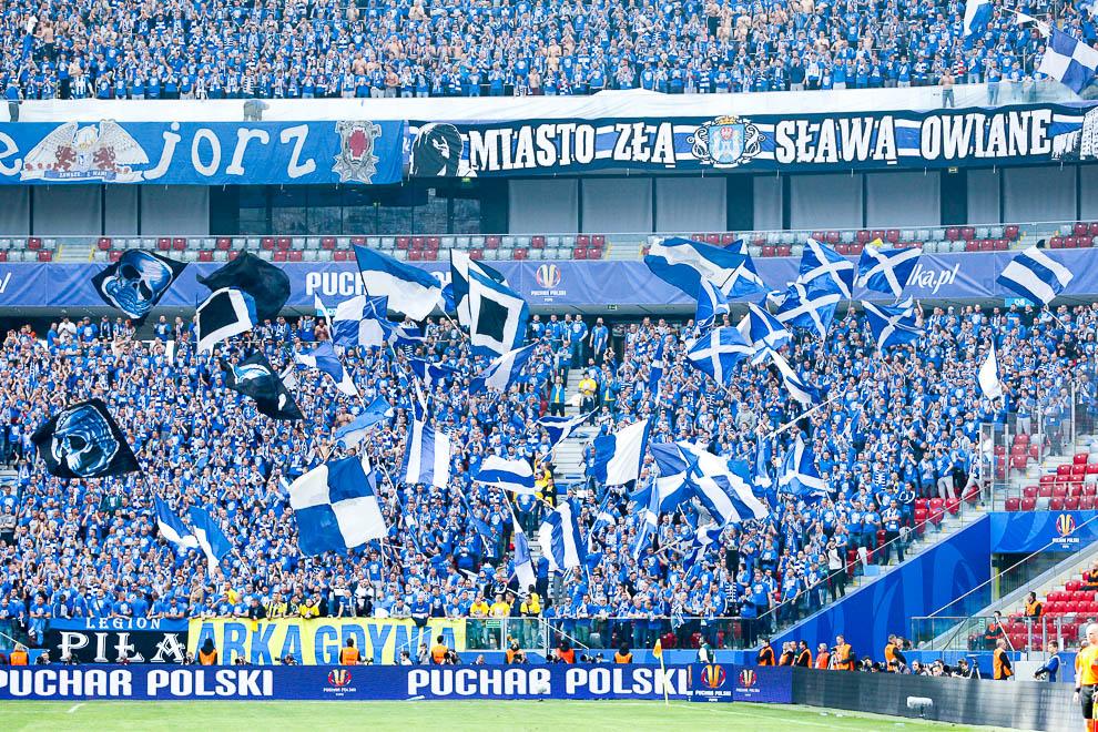 Finał Pucharu Polski: Lech Poznań 1-2 Legia Warszawa - fot. Piotr Galas (zdjęcie 48 z 172)