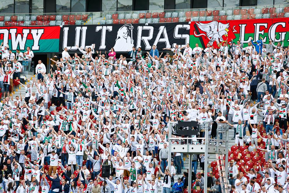 Finał Pucharu Polski: Lech Poznań 1-2 Legia Warszawa - fot. Piotr Galas (zdjęcie 5 z 172)