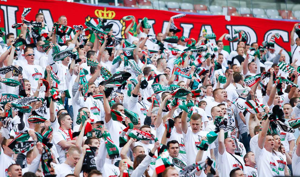 Finał Pucharu Polski: Lech Poznań 1-2 Legia Warszawa - fot. Piotr Galas (zdjęcie 50 z 172)