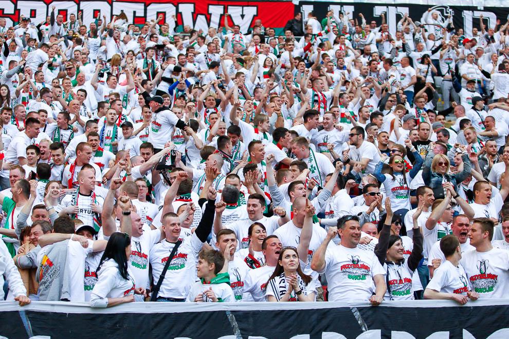Finał Pucharu Polski: Lech Poznań 1-2 Legia Warszawa - fot. Piotr Galas (zdjęcie 52 z 172)