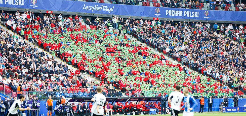 Finał Pucharu Polski: Lech Poznań 1-2 Legia Warszawa - fot. Piotr Galas (zdjęcie 53 z 172)