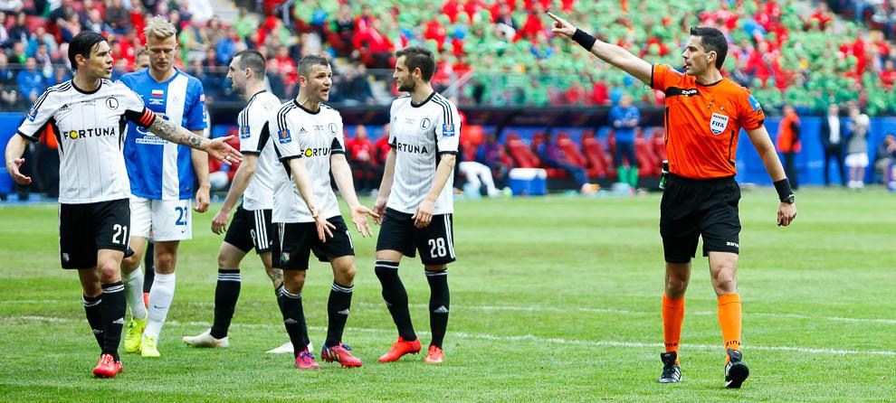 Finał Pucharu Polski: Lech Poznań 1-2 Legia Warszawa - fot. Piotr Galas (zdjęcie 56 z 172)