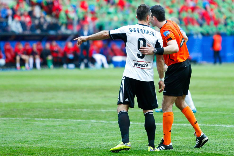 Finał Pucharu Polski: Lech Poznań 1-2 Legia Warszawa - fot. Piotr Galas (zdjęcie 57 z 172)
