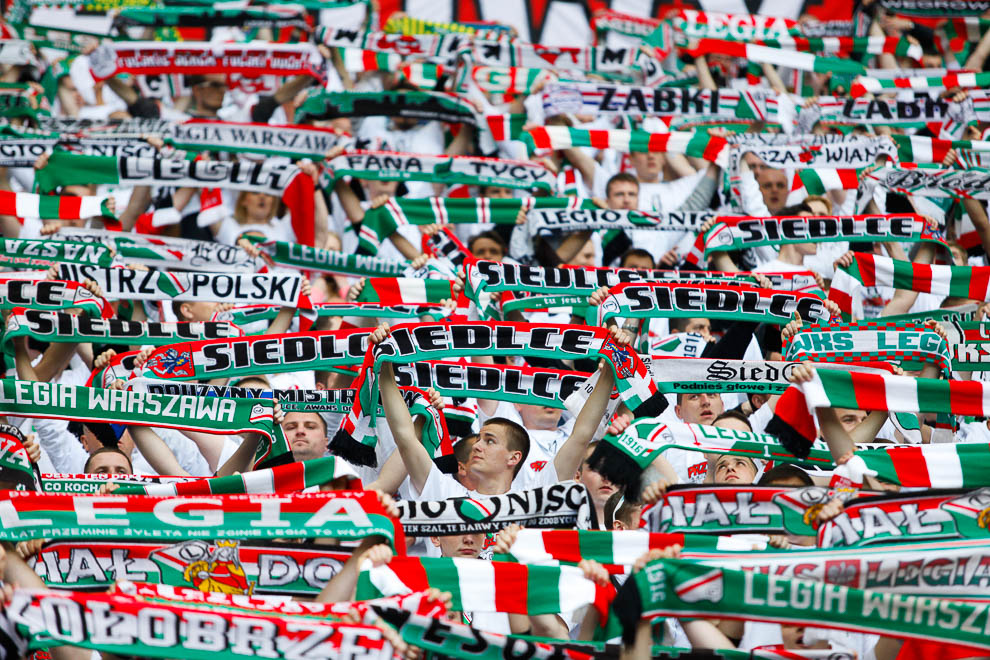 Finał Pucharu Polski: Lech Poznań 1-2 Legia Warszawa - fot. Piotr Galas (zdjęcie 58 z 172)