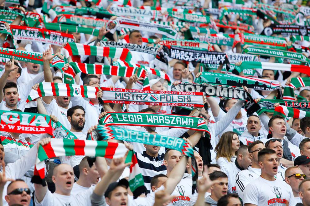 Finał Pucharu Polski: Lech Poznań 1-2 Legia Warszawa - fot. Piotr Galas (zdjęcie 59 z 172)