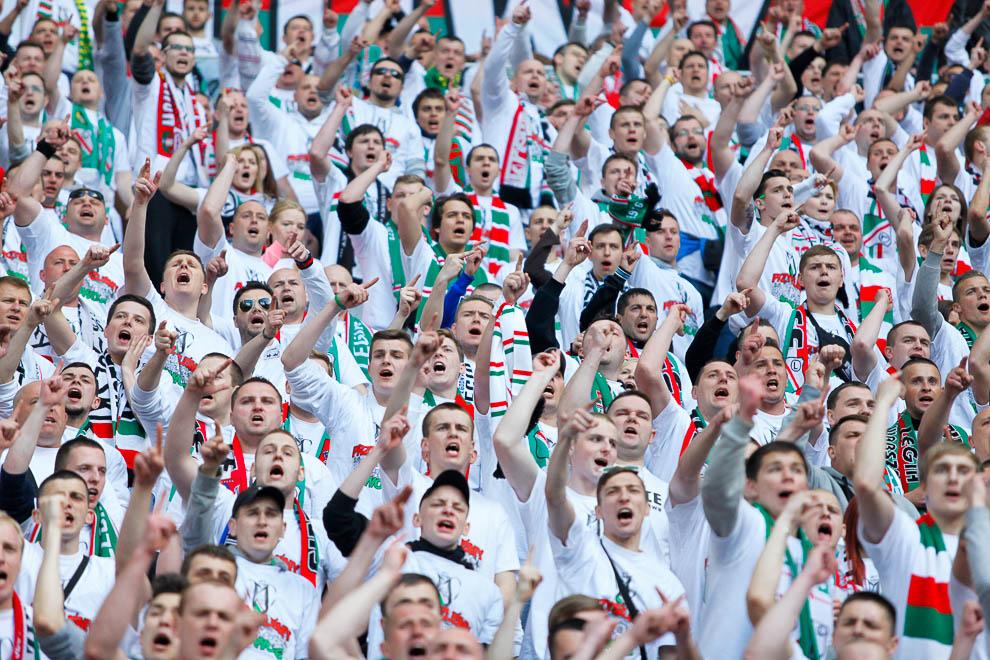 Finał Pucharu Polski: Lech Poznań 1-2 Legia Warszawa - fot. Piotr Galas (zdjęcie 60 z 172)